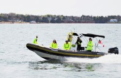 Adventures Marine Zodiac Boat Tours