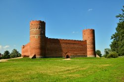 Zamek Ksiazat Mazowieckich w Ciechanowie