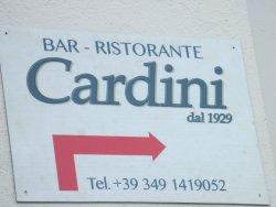 Ristorante Cardini