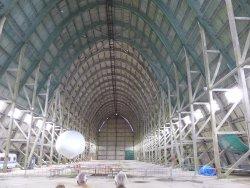 Hangar a Dirigeables d'Ecausseville