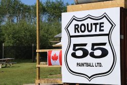Route 55 Paintball