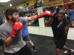 Elite Boxing Fitness Center