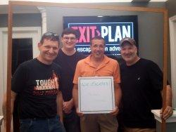 EXIT Plan - An Escape Room Adventure