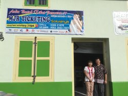 MJR Ticketing Guest House