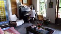 Sala do Piano!