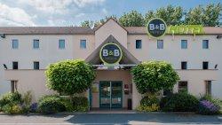 B&B Hotel Lille Lezennes Stade Pierre Mauroy