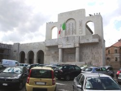 Piazza Filippo Corridoni