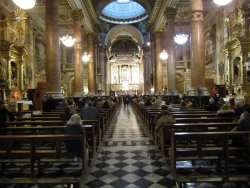 Basilica de San Jose de Flores
