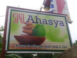Ahasya Spa