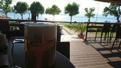 Siesta beach bar Malinska