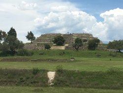 The Cacaxtla-Xochitecatl Archeological Site