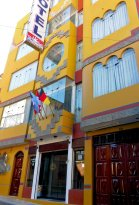 Tambo titikaka hotel