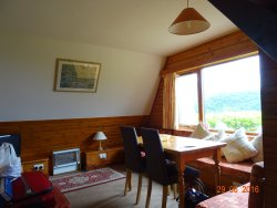 inchree chalets