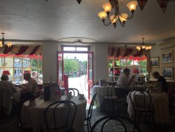 The Village Tea Room