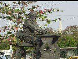 Monumento a Miguel de Cervantes