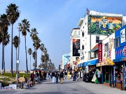 ‪Venice Beach Boardwalk‬