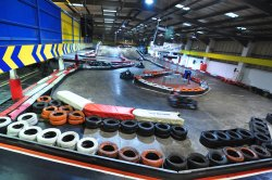 ‪Anglia Indoor Karting‬
