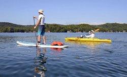 Kayak Lake George