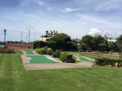 Few pics of our nice trip to he mini golf