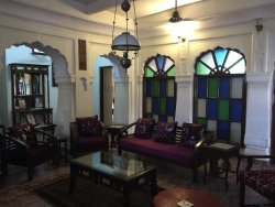 Surprise find online. Homestay + heritage + off the beaten track.