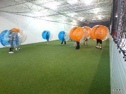 AT Bubble Soccer