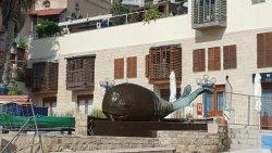Fountain Whale