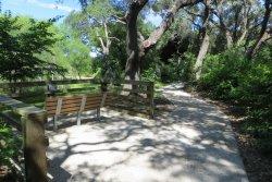 Rockport Demo Bird Garden & Wetlands Pond