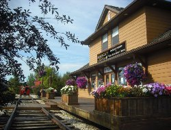 Stony Plain and District Visitor Information Centre