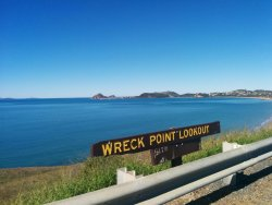 Wreck Point Scenic Lookout