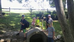 Underground Railroad Experience Trail Hikes