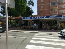 Bar Cayuco