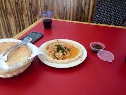 Benchuk Hummus Bar