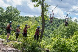 Mountain Creek Zip Tours