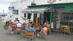 Cafe Puerto Playa Blanca