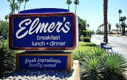 ‪Elmer's Restaurant - Palm Springs‬