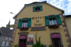 Hotel-Restaurant Le Faude