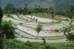Village several hours outside of Kathmandu