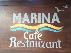 Marina Restaurant Cafe