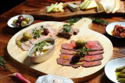 RAW Eatery And Wood Grill