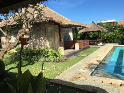Great location in a spacious Private Pool Villa