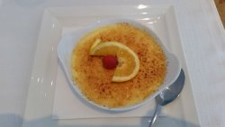 The Creme Brulee