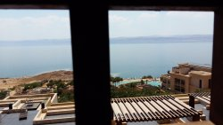 Best Hotel in the Dead Sea. Period.