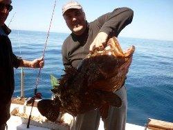 Charter di Pesca con Andrea Sinagra