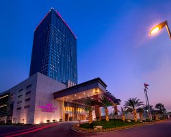 Crowne Plaza Yiwu Expo
