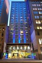 曼哈顿南时代广场快捷假日酒店