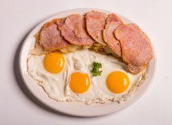 Big Bacon Breakfast