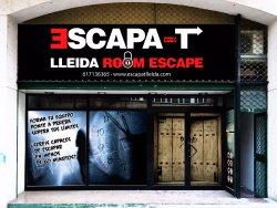 Escapa-T Lleida Room Escape