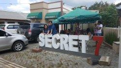Secret 7 cafe