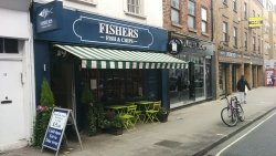 ishers Fish and Chips