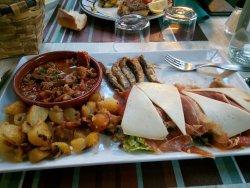 Le Grand Grill Basque
